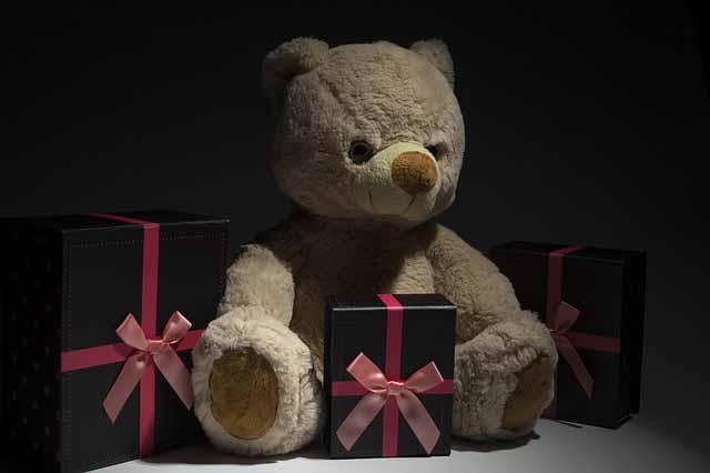 свадебные мишки Тедди