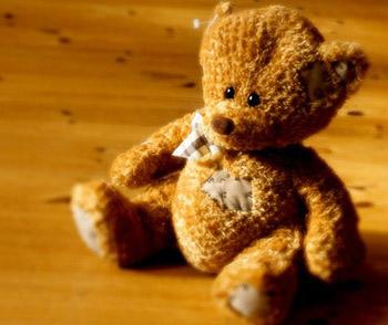 медвежонок тедди