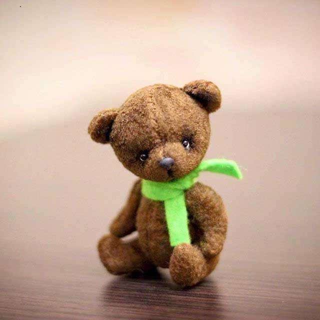 Покупка медвежонка