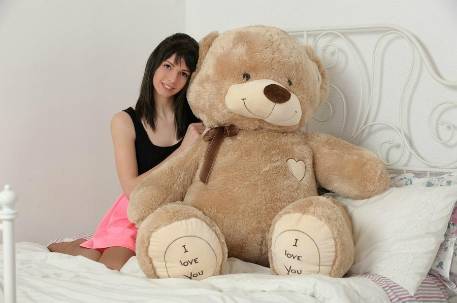 Как выбрать качественного плюшевого медведя