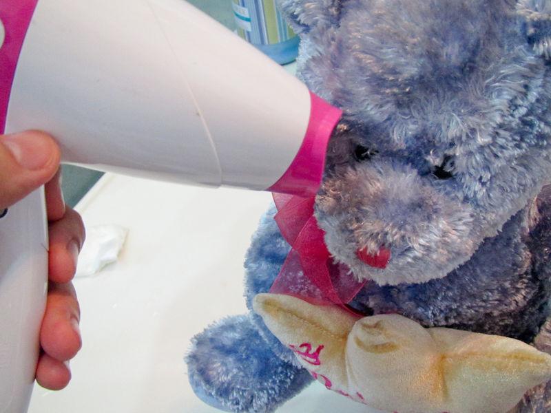 Как помыть мягкие игрушки